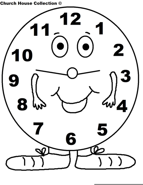 Daylight Saving Time Clipart Free Images At Clker Com