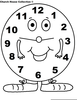 Daylight Saving Time Clipart Image