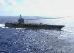 Final Preparation For The Enterprise Strike Group Deployment Image