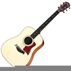 Free Clipart Images Guitars Image