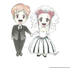 Clipart Couple Wedding Image