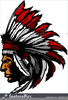 Free Native Indian Clipart Image