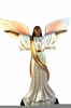 Free Guardian Angels Clipart Image