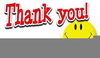 Animated Thank You Cliparts Image