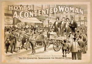Hoyt S A Contented Woman Image