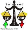 151 Balanced Flat Tax  Image