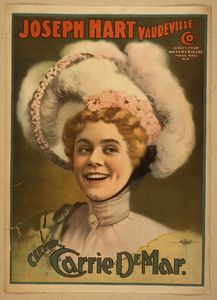 Joseph Hart Vaudeville Co. Direct From Weber & Fields Music Hall, N.y. Image