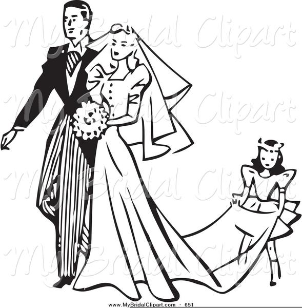 Free Bridal Dress Clipart Free Images At Clker Com