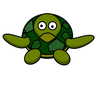 Cute Turtle Image