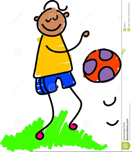 Clipart Bouncing Tennis Ball Image