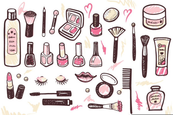 Animated Makeup Clipart Free Images at Clker com