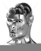 Brain Gears Clipart Image