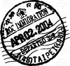 Passport Clipart Black And White Image