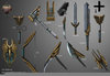 Norse Valkyrie Weapons Image