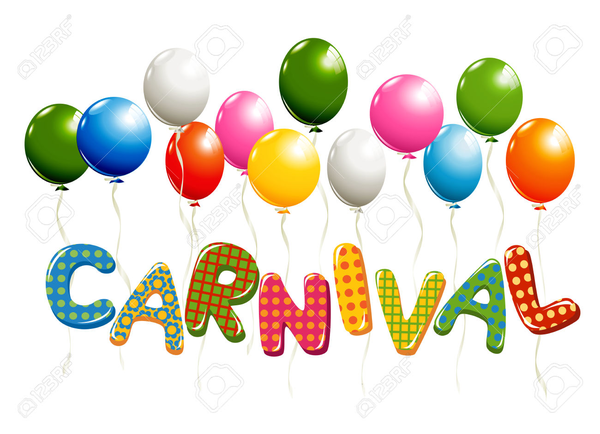 Carnival Balloons Clipart Free Images At Clker Com