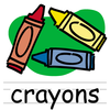 Free Clipart Images Crayons Image