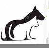 Free Cat And Dog Clipart Image