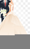 Free Wedding Clipart Bride And Groom Image