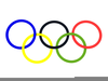 London Olympics Free Clipart Image