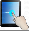 Touch Screen Clipart Free Image