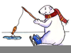 Polar Bear Clipart Black And White Image