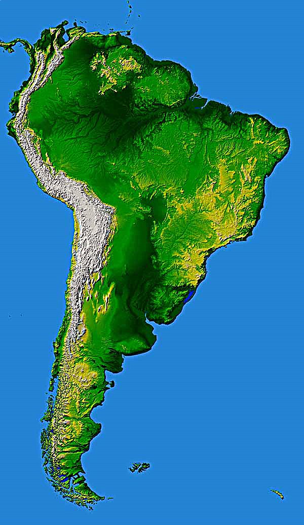 south america map clipart - photo #41