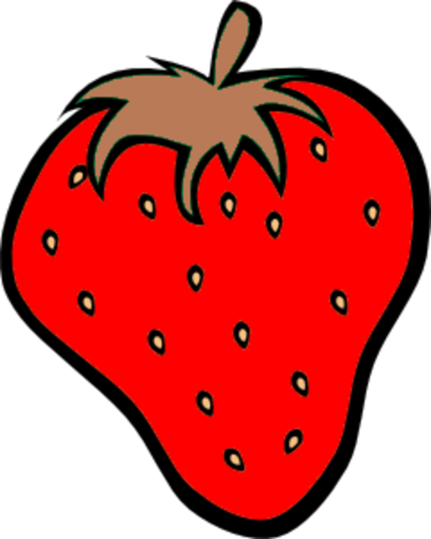strawberry clip art pictures - photo #23