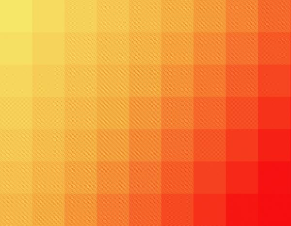 square pattern yellow orange pink