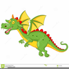 Dragon Cartoon Clipart Free Image