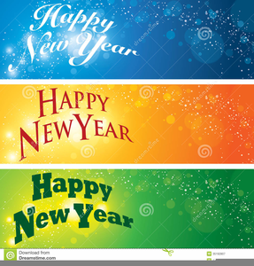 free happy new year clipart banners image