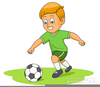 Boys Playing Free Clipart Image