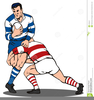 Free Clipart Rugby Union Image