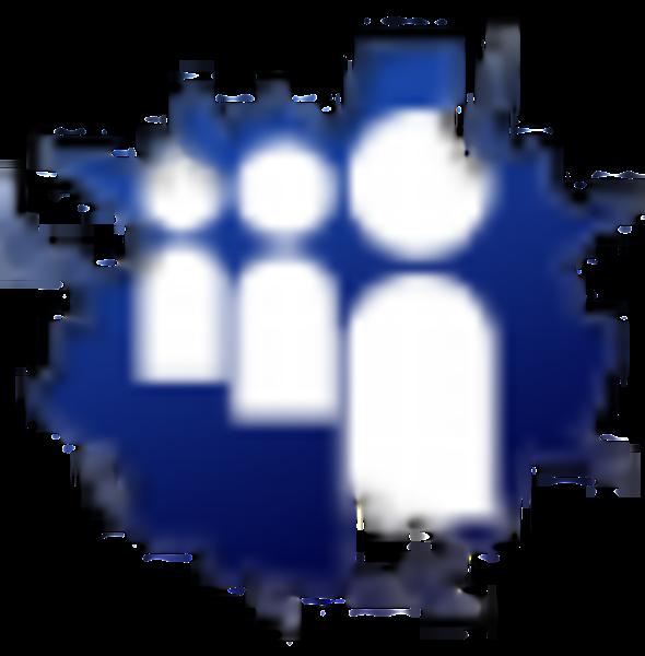Myspace Logo clipart - Blue, Text, Font, transparent clip art