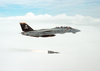 F-14 Test Fires A Phoenix Air To Air Missile Image