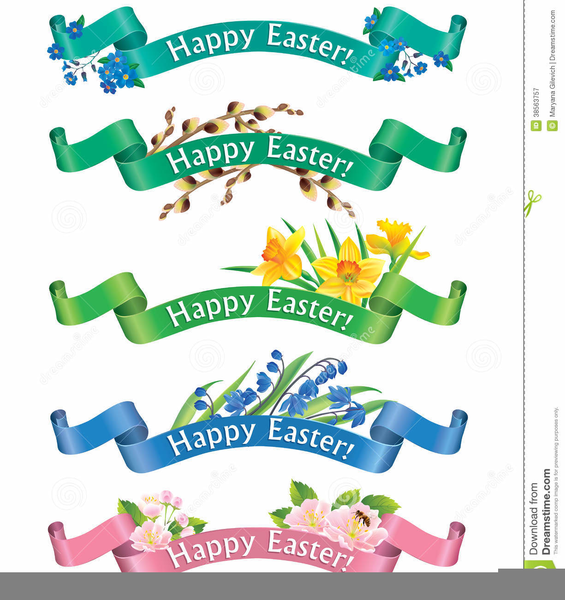 Easter Borders Clipart Free | Free Images at Clker.com ...