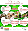 Valentien Day Design With Packages Image