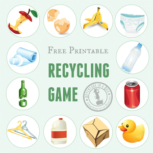 Reduce Reuse Recycle Clipart Image