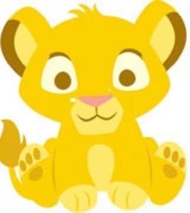 Simba Lion King Baby Room Decorating Kit Zps Dc Free