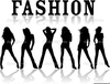Free Fashion Show Runway Clipart Image