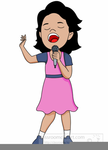 female singer clipart free images at clker com vector clip art rh clker com singers clip art free singers clip art free