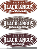 Black Angus Clipart Free Image