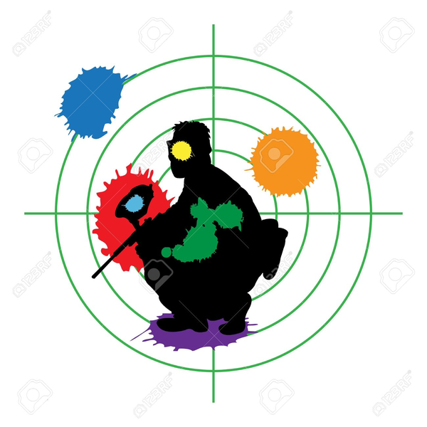 animated paintball clipart free images at clker com vector clip rh clker com paintball target clipart paintball mask clipart