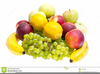Clipart Apples And Peaches Fruit Basket Image