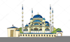 Mosques Clipart Image