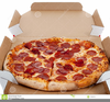 Pepperoni Pizza Clipart Image