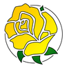 Clipart Yellow Rose Image