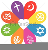 Religions Clipart Image