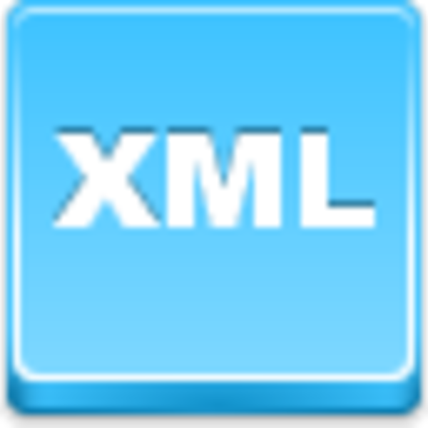 Xml Icon | Free Images at Clker.com - vector clip art ...