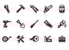 0010 Tools Icons Image