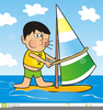 Windsurfing Cartoon Images Image